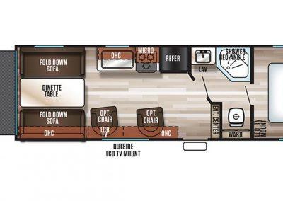 Grey Wolf Floorplan